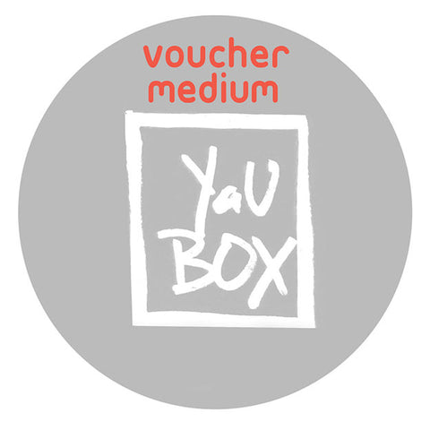 VOUCHER Abonament YaU BOX medium yau.ro yau concept Elena Toader