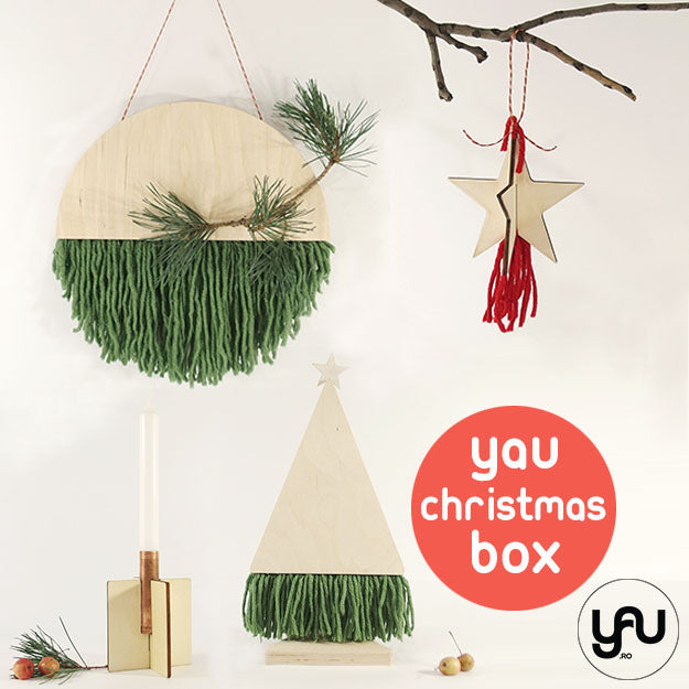 YaU Christmas BOX  2 craciun 2020 Elena Toader