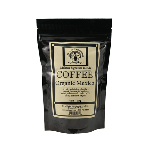 Organic Mexico Medium Roast Coffee