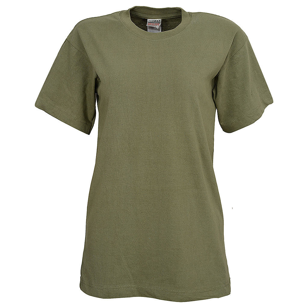 Womens Short Sleeve Tee (PINE)