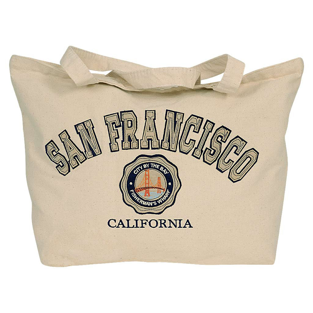 Tote Bag. San Francisco Bridge