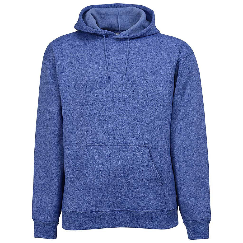 Mens Twisted Pullover Hoodie (PURPLE) - Teemax