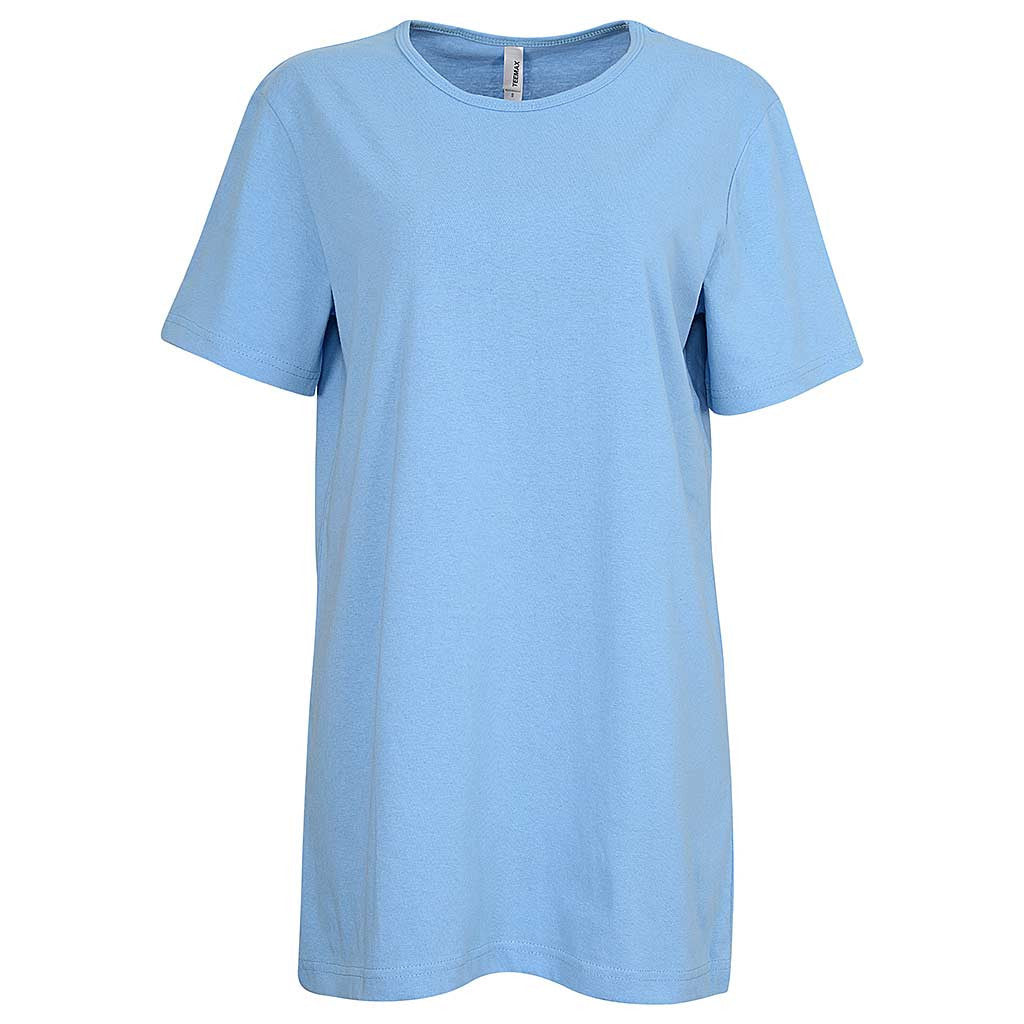 Sky Light Blue T-Shirt : Womens