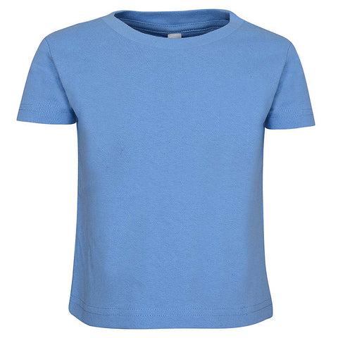 Babies Infant Baby Sky Blue T-Shirt Tee