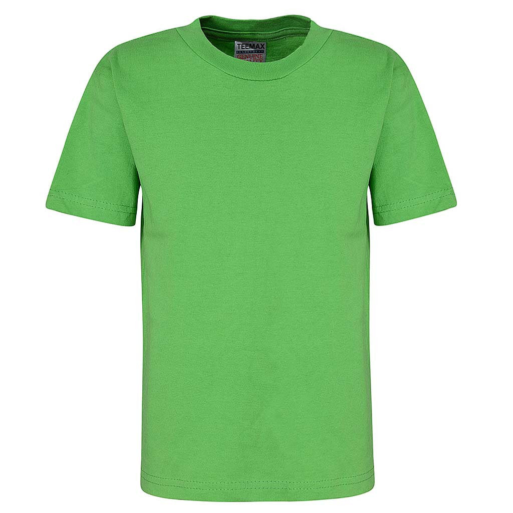 Toddler Boys Lime Green T Shirt