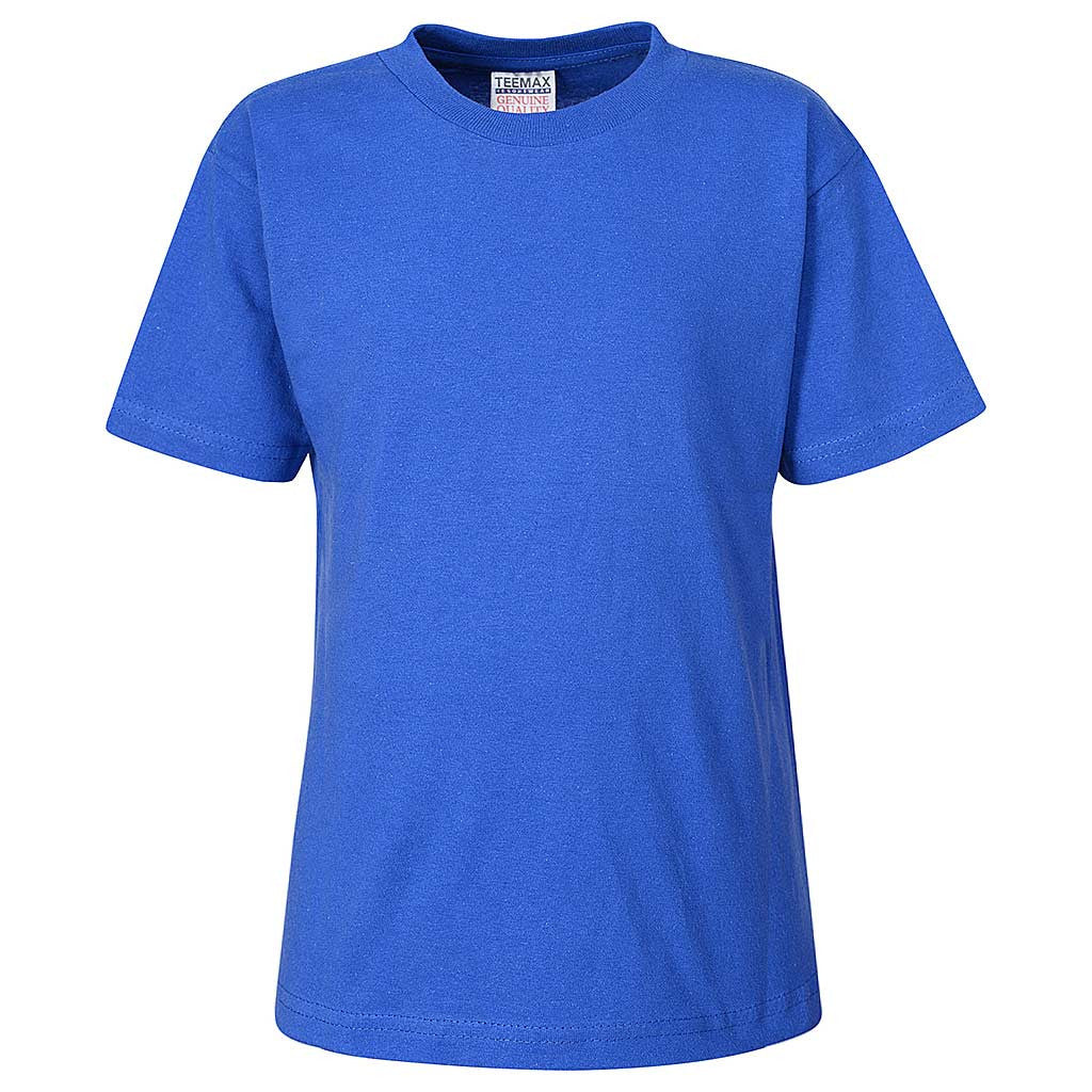 Toddler Boys Royal Blue T Shirt