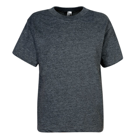 Boys Charcoal Gray T Shirt