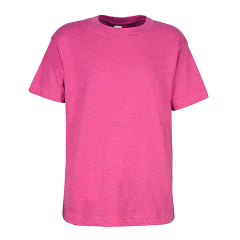 Girls T Shirt Fuchsia Pink