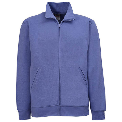 Zip Jacket Lavender. Light Purple: Teemax