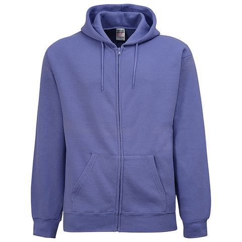 Teemax Lavender Purple Zip Up Hoodie