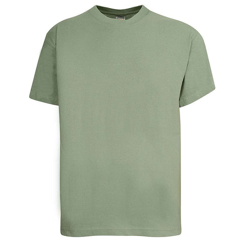 Mens Light Green T Shirt