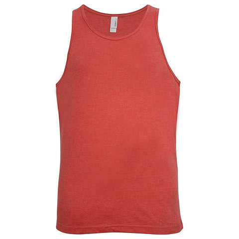 Red Workout Tank Top Sleeveless Tank