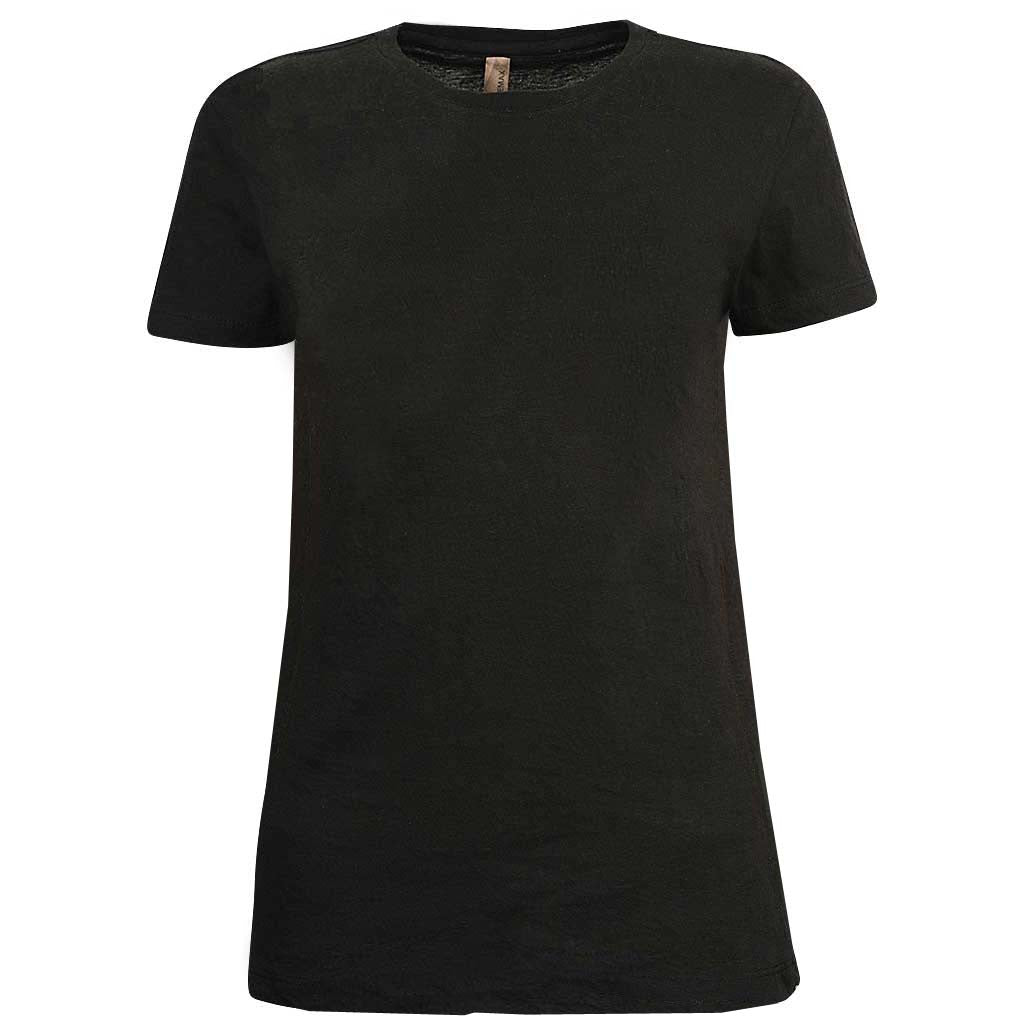 Teemax: Junior Womens Black T-Shirt
