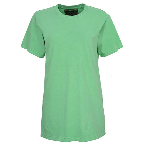 Unisex Womens Neon Green Bright T-Shirt