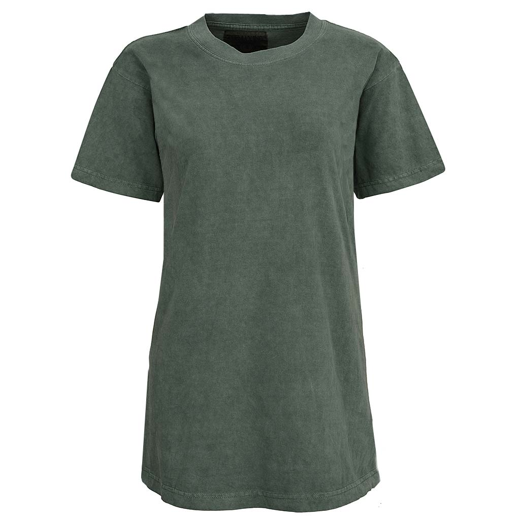 Unisex Womens Forest Pine Green Vintage Shirt