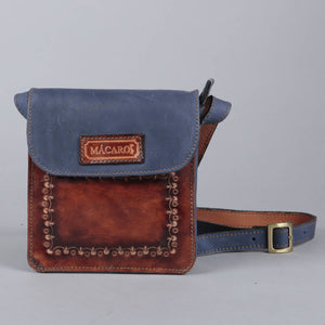 COLIBRI (Brown - Light Blue)