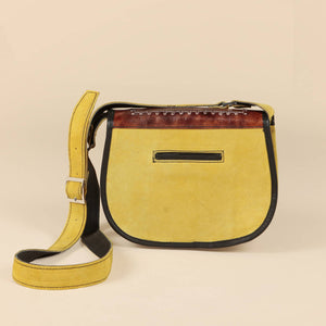 TUCAN CARRIEL (Mustard - Brown)