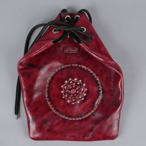 QUETZAL MORRAL (Red)