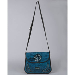 TANGARA CARRIEL (Blue - Black)