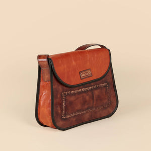 TANGARA CARRIEL (Brown - Orange)