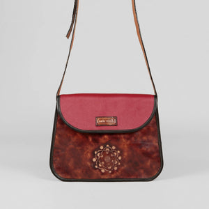 TANGARA CARRIEL (Brown - Red)
