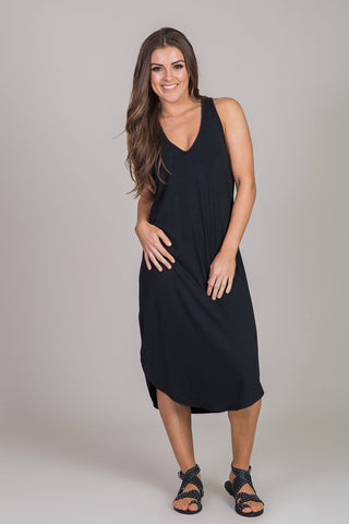 Chloe Dress - Heather