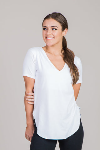 Harlow T-shirt - Heather