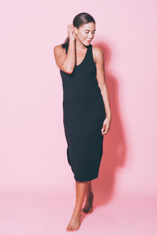 Taylor Dress - Heather