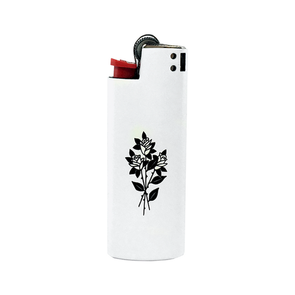 LOVE ROSES MINI LIGHTER CASE