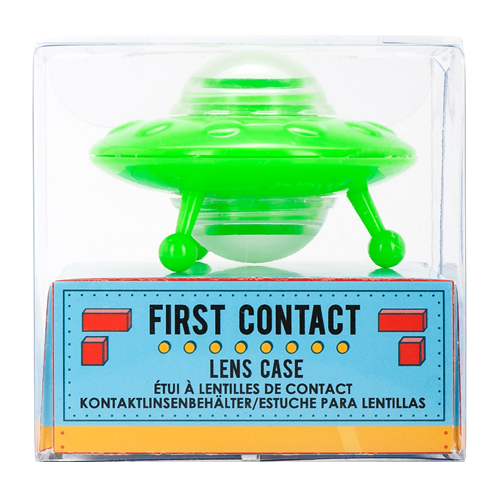 FIRST CONTACT LENS CASE