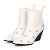 KENSLEY SUPERSTAR ANKLE BOOTS