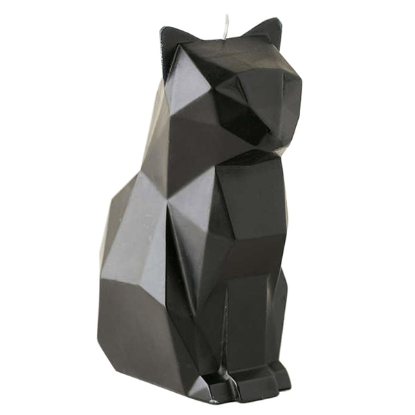 PYROPET KISA CAT CANDLE GREY