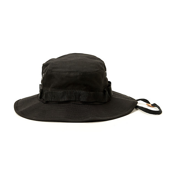 e5a1f11ee14 ROTHCO BOONIE BLACK BUCKET HAT