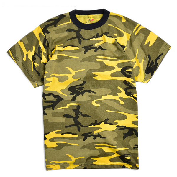 ROTHCO STINGER YELLOW CAMO TEE