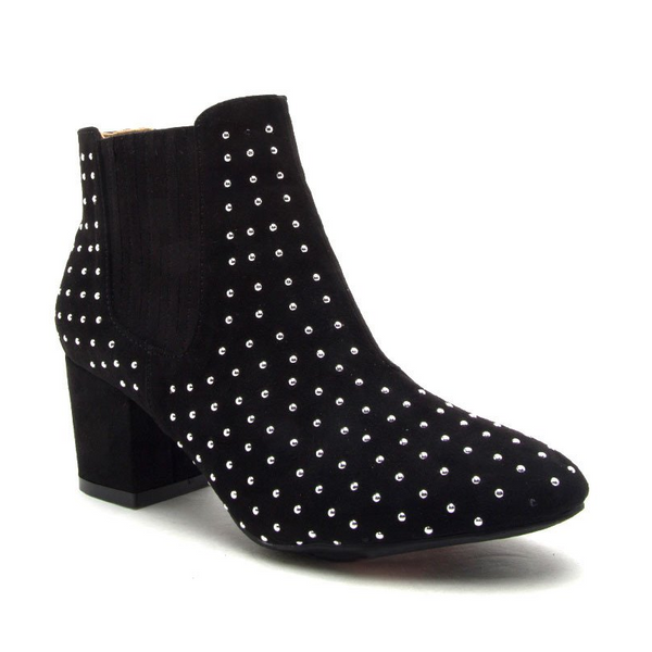 SAILOR STUDDED BOOTIE