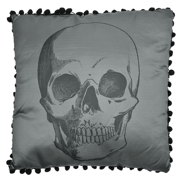 SOURPUSS ANATOMICAL SKULL PILLOW