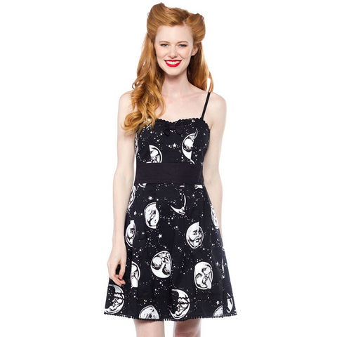 MOON FACES PARTY DRESS