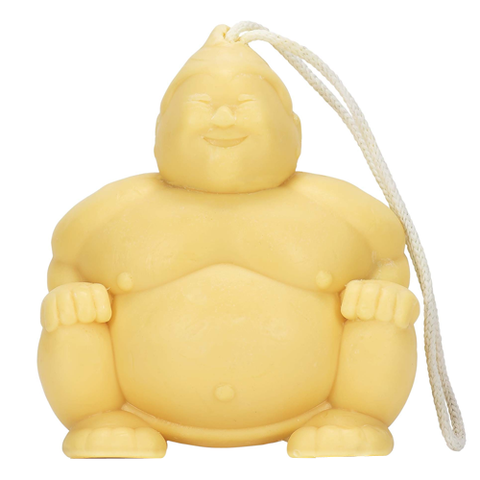 SUMO SOAP ON A ROPE