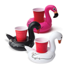 INFLATABLE DRINK SWANS