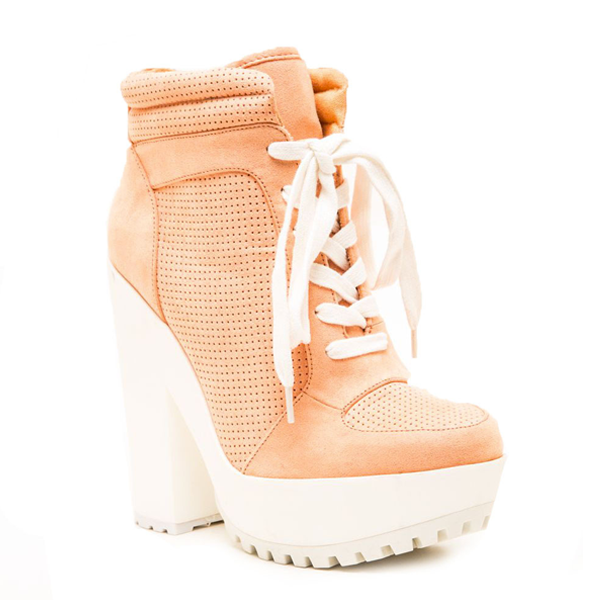 THERAPHY PLATFORM BOOTIES