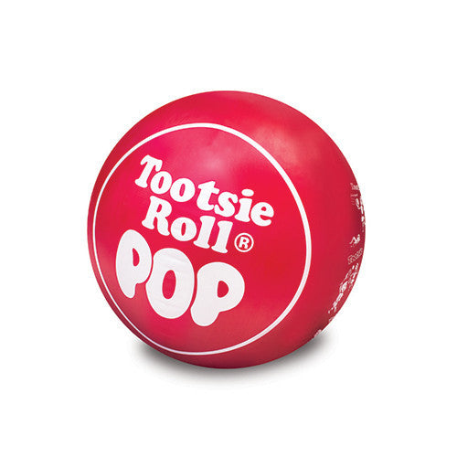 TOOTSIE POPS GIGANTIC BEACH BALL