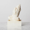 1508 PRAYING HANDS CANDLE
