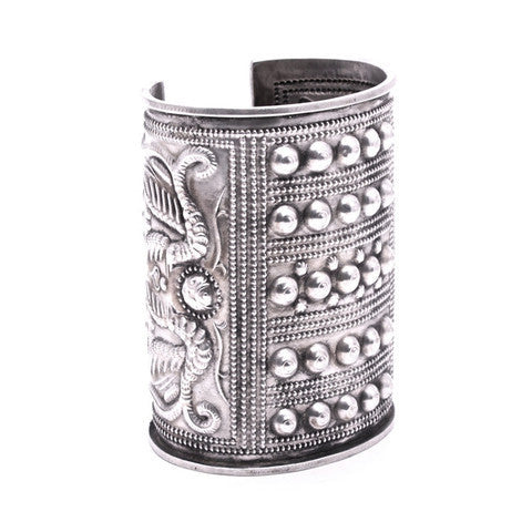Hmong Protection Cuff Bracelet