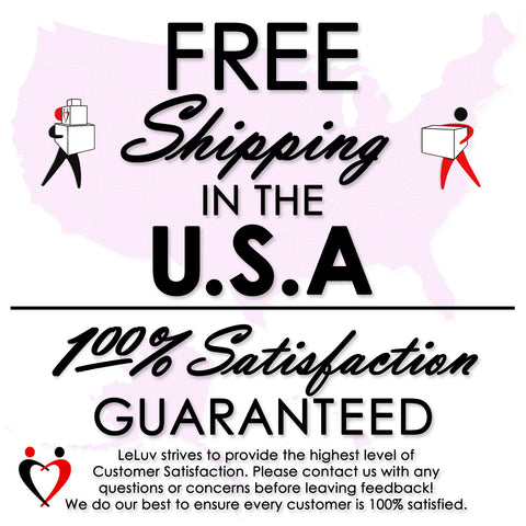 FREE Shipping in The U.S.A., it's Territories, APO/FBO