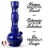 Double 7 Water Pipe Bong 12mm Stem