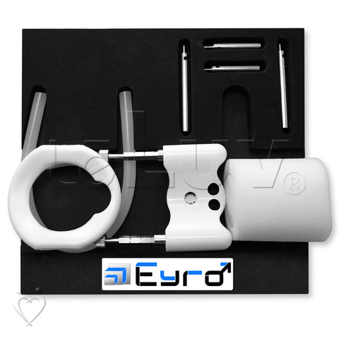 Platinum EYRO Spring-loaded Penis Extender