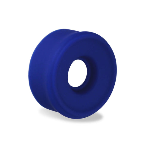Silicone Sleeve For EasyOp Penis Pumps Blue