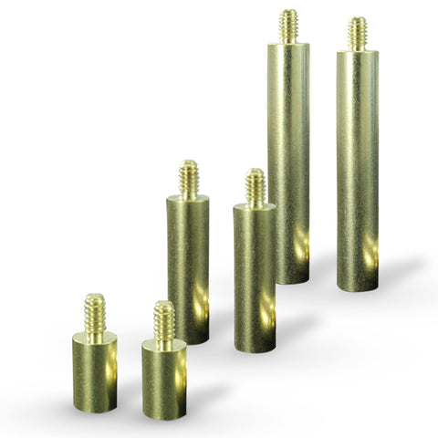 Replacement Brass Rods for GOLD Spring-Loaded Penis Extender