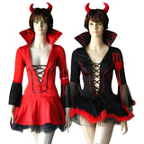 Roleplay Diabla Naughty Little Devil Halloween Costume Set