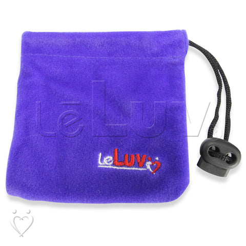 Square Single Layer Polyester Gift/Storage Bags with Drawstring